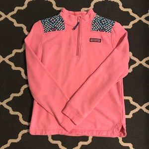 Girl's Vineyard Vines Classic Shep Shirt